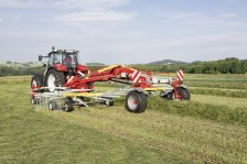 Pottinger Grassland Rake Top 842 C