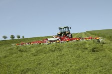Pottinger Grassland Tedders  HIT 10.11 T