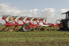 Pottinger Tillage Plough Servo 6.50