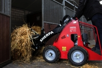 Henry Porter Machinery appointed as Sherpa Mini Loader dealer!